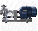 LQRY型热油泵(导热油泵)安装尺寸图:
