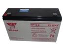 YUASANP12-6汤浅蓄电池6V12AH医疗设备玩具童车精密仪器专用包邮
