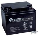 B.B.BATTERBP40-12美美蓄电池12V40AHUPS专用蓄电池原装正品