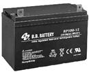 B.B.BATTERBP100-12美美蓄电池12V100AH医疗ups专用原装正品