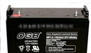 OGB蓄电池12V100Ah特价直销-包邮