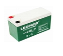 美洲豹蓄电池厂家直销12V7AH原装正品铅酸免维护蓄电池全国包邮