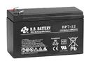美美BB蓄电池BP7-12 12V7AH BB蓄电池厂家直销