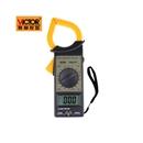 胜利正品DM6015F数字钳形万用表大电流1000A非接触双层保护绝 缘