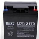 友联蓄电池MX12170 12v17ahups电源12V全系列