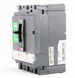 施耐德开关CVS施耐德塑壳断路器NSX现货 施耐德一级代理LV563306CVS630F TM600D 3P3D