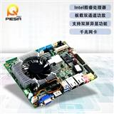 供应3.5寸2代3代I3/I5/I7CPU嵌入式工控电脑主板/双网口6COM8USB