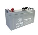 光合硅能12V120AH电瓶 UPS后备电源 耐低温免维护太阳能12v蓄电池