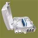 24芯塑料分纤箱,1/16分光箱,FTTH光纤分线盒 , 光缆分纤箱