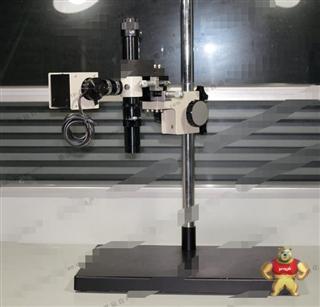 清和光学 0.75-4.5X 变倍工业镜头 视频显微镜 带3轴精密调整支架