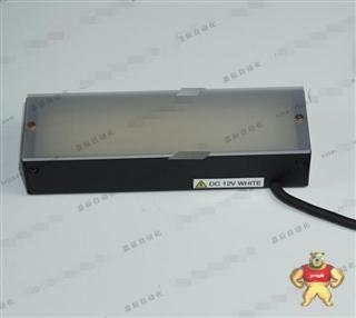 拆机 白色LED条形光源 DC12V 100X30X22 外观超新