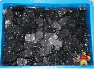 二手镀金3M 10120-3000PE/10320-52F0-008卡扣式外壳 20芯连接器