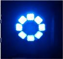 二手 日本ALGOL 蓝色LED环形光源整套 90/40 机器视觉检测