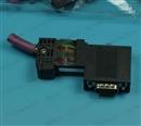 原装西门子 6ES7 972-0BA50-0XA0 DP头 PROFIBUS插头 九成新现货