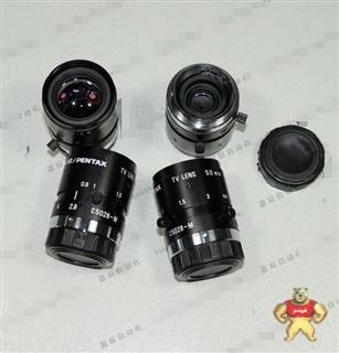 [二手] PENTAX C5028-M CCTV定焦镜头 50mm工业镜头