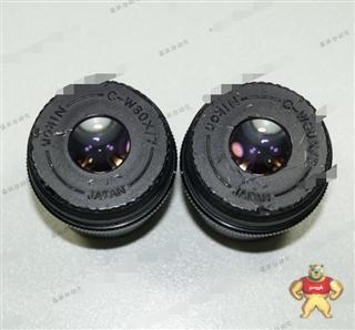 二手Nikon C-W30X/7 30倍 可调节 体视显微镜目镜 一对
