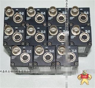 """teli CS8420 1/2"""" 黑白工业相机 隔行扫描"""