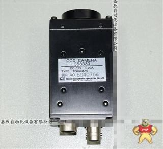 """teli CS8330 1/3"""" 黑白工业相机 隔行扫描"""