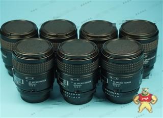 尼康 AF60/2.8D 全画幅 定焦 自动微距镜头 F口 工业镜头