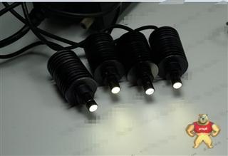 韩国产 FLD-BW03E1/FA DC5V 白色 LED点射光源 工业光源 8MM