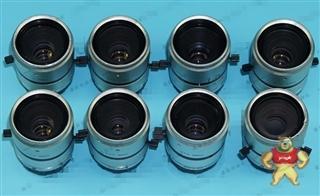 U-TRON FV2020 2/3百万像素低畸变CCTV定焦工业镜头20mm 1:2.0