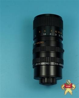 U-TRON/CANON J6X11 Macro 6倍F1.4大光圈变焦镜头 工业微距镜头