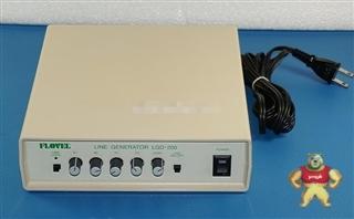 日本FLOVEL LGD-200 双十字电子线发生器 12PIN模拟工业相机电源