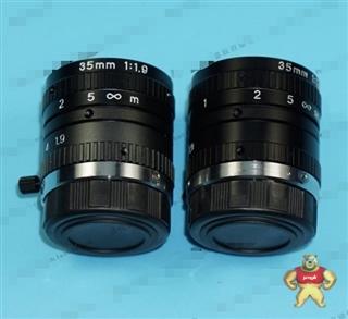 U-TRON MV3519 35MM 1:1.9 CCTV定焦镜头