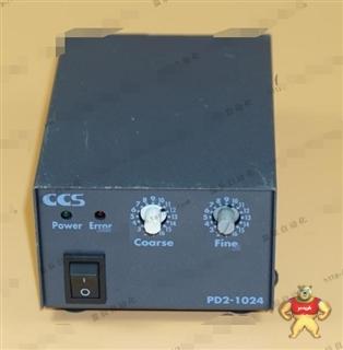CCS PD2-1024 DC24V单路LED光源控制器   输入AC100V 电源线剪断