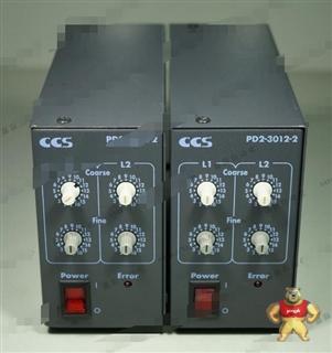 CCS PD2-3012-2 DC12V 两路LED光源控制器 工业光源控制器