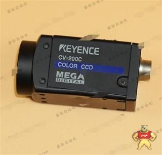 KEYENCE CV-200C 200万像素彩色视觉系统相机