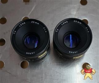 二手 日本精工SE2514 25mm F1.4 1英寸定焦 25mm工业镜头 9成新