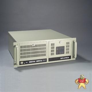 研华工业机箱IPC-610/250W电源4U19英寸上架工业级别610工控机