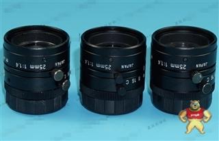 VST SV2514 2/3 CCTV定焦工业镜头 25MM 1:1.4
