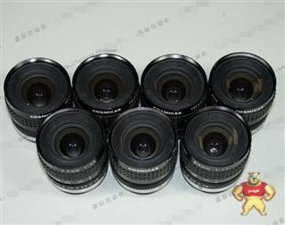二手 COSMICAR 8.5mm 1:1.5  2/3 CCTV工业定焦镜头