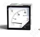 厂家直销6L2-V指针安装式AC直角90℃伏特测量仪表2/0.1kV