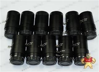 IR 5-50mm Mega 百万像素近红外变焦镜头 CCTV工业镜头1/2 C口