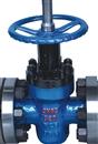 厂家专业生产ZF43Y高压平板闸阀(图)质量优质低价批发