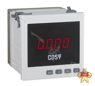 厂家直销CD195U-3K1单相智能交流电压数字显示计600uV