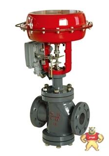 厂家直销ZXN气动薄膜双座调节阀(图)质量优质