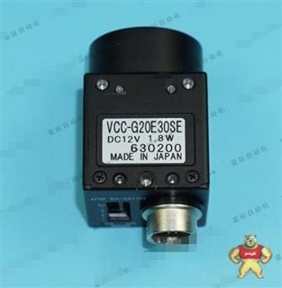 CIS VCC-G20E30SE 黑白CCD工业相机 特价