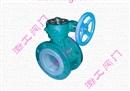 厂家专业生产D341F46法兰衬氟蝶阀质量优质低价批发