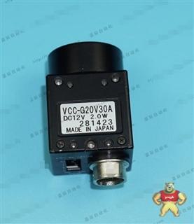 CIS VCC-G20V30A 黑白CCD工业相机 特价