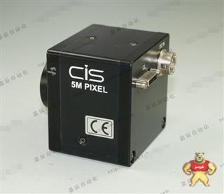 [二手]CIS VCC-G60FV11CL 500万像素黑白CCD工业相机 议价