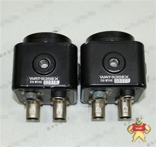 二手Watec WAT-535EX 低照度黑白工业相机 显微镜电子目镜 1/3