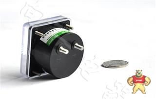 现货供应JY50指针安装式方形直角90℃伏特测量仪表2kV/1mA