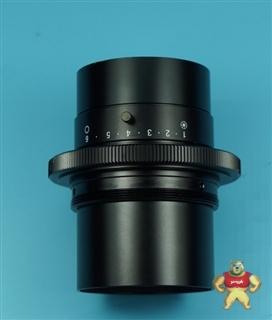 日本产 制版镜头 线扫相机工业镜头 3CCD彩色相机镜头 高分辨率