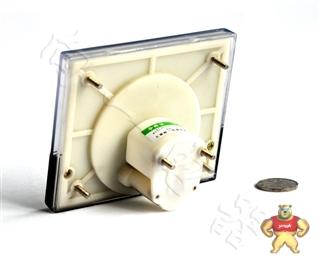 经济型59L1指针安装式方形尺寸90℃伏特测量仪表300V