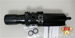 NORGREN 诺冠过滤减压阀B64G-NNK-AD1-RFN一级代理特价销售