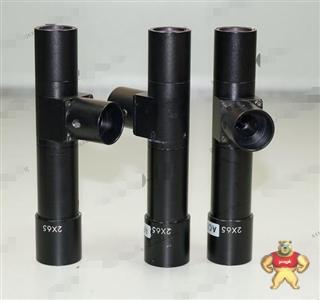 二手 日本VST ø17mm 微型摄像机专用同轴光远心镜头 2X65